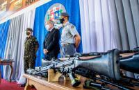 Polícia Militar ganha 25 fuzis para combater a criminalidade no Amapá