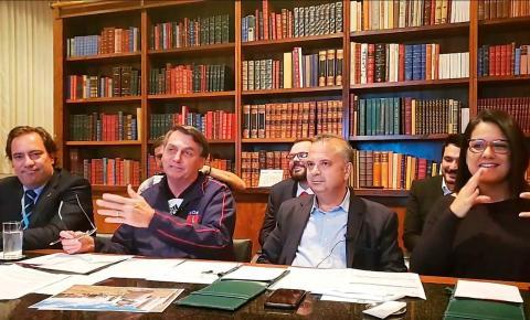 Bolsonaro diz que pode vetar trechos do PL das Fake News
