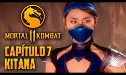 Mortal Kombat 11 Capitulo  07 - KITANA, a IMPERATRIZ do Submundo (PT-BR PS4 PRO)
