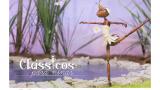Clássicos para Ninar – animação infantil estreia com história inspirada em O Lago dos Cisnes