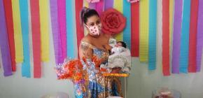 Banco de Leite Humano homenageia mães doadoras em Macapá/Ap