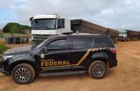 Polícia Federal apreende 100 toneladas de minério irregular no Pará