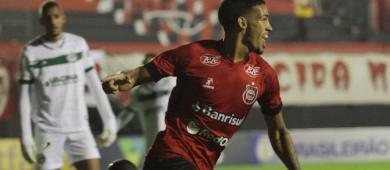 Série B: Brasil de Pelotas derrota Goiás de virada