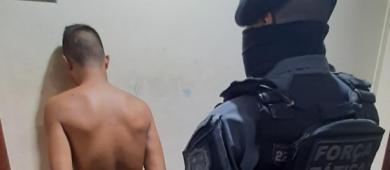 Batalhão de Força Tática-PMAP prende 4 foragidos durante o final de semana em Macapá/Ap