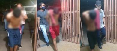 Três faccionados que mataram e degolaram vendedor de pipa no Conjunto Macapaba são presos em Macapá/Ap