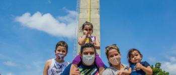 Equinócio da Primavera 2021 terá paredão de escalada, visitação guiada e programação cultural no Marco Zero em Macapá/Ap