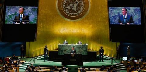 Brasil quer atrair mais investimentos privados, diz presidente na ONU