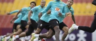 Sem Casemiro e Neymar, Brasil inicia nova rodada das Eliminatórias