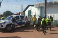 Operação Saturação: veículos são apreendidos por transporte irregular de passageiros em Macapá/Ap