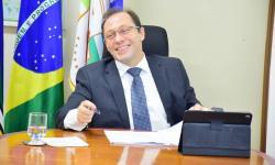 Presidente do TJAP, desembargador João Lages, inicia a semana incentivando magistrados, servidores..