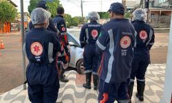 Grave acidente envolvendo dois veículos deixa 4 crianças e 6 adultos feridos  neste domingo.