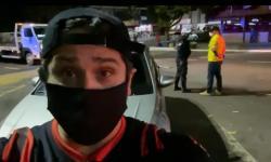 Vídeo: Multa pela falta de uso de máscara foi aplicada pela primeira vez em Macapá.