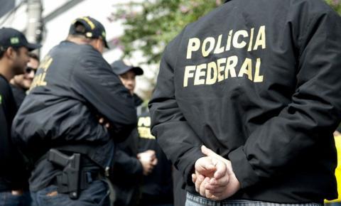 PF faz operação contra pagamento de propina a policiais no Rio.