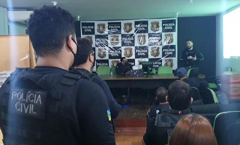 Operação Noite Sangrenta da Polícia Civil do Amapá prende envolvidos em assassinato na noite de guerra entre facções.
