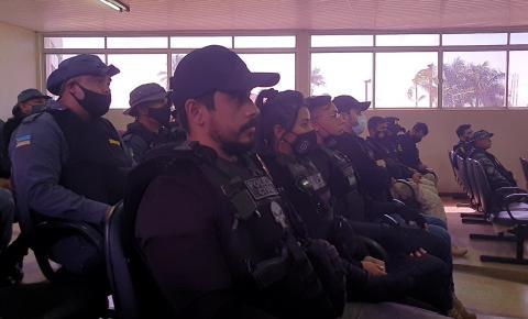 Policiais Civis do Amapá participam de curso de enfrentamento às fraudes veiculares.