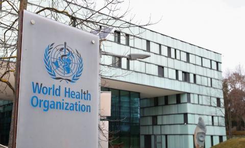 UE pede reforma da OMS e novas abordagens para pandemias.