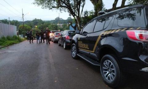 PF e PM combatem organização criminosa especializada em roubo a bancos no Paraná.
