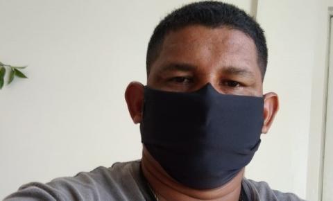 Indígena que atua no Fórum da comarca de Oiapoque/Ap recebe dose da vacina CoronaVac