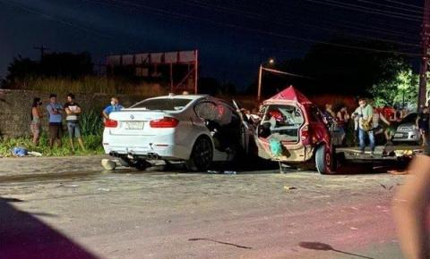Justiça nega habeas corpus a motorista de BMW envolvido em acidente que matou 2 pessoas em Macapá/Ap.