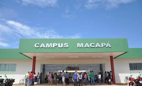 Instituto Federal do Amapá (Ifap) prorroga inscrição para 450 vagas em cursos técnicos.