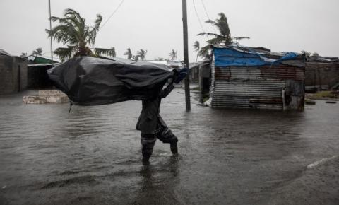 Ciclone em Moçambique deixa pelo menos nove mortos