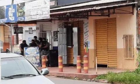 Assaltante com arma de fogo faz reféns em assistência técnica na Zona Sul de Macapá/Ap.