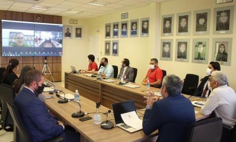 MP-AP, Polícia Civil e TJAP alinham envio e recebimento eletrônico de inquéritos policiais via sistema Tucujuris DOC
