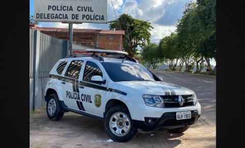 Casal é preso por latrocínio de caseiro em Ferreira Gomes/Ap