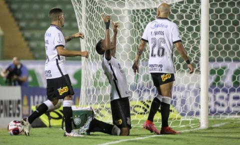 Corinthians derrota Guarani por 1 a 0 no Brinco de Ouro