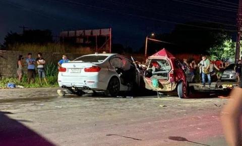 Justiça manda soltar motorista de BMW envolvido em acidente que matou 2 pessoas em Macapá/Ap.