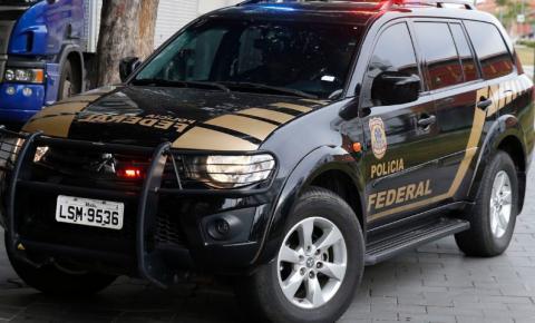 Fraude na prefeitura de Santana/AP, Polícia Federal cumpre mandado de busca e apreensão, o desvio é de aproximadamente 700 mil reais.