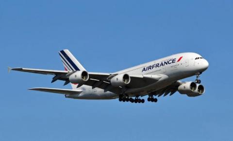 França suspende todos os voos com o Brasil