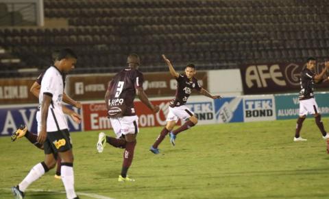 Paulista: Ferroviária supera Corinthians de virada por 2 a 1
