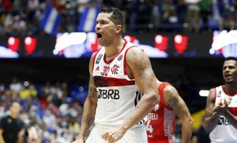 Basquete: Flamengo ignora torcida da casa e conquista a Champions