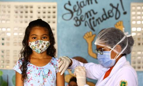 Macapá/Ap inicia vacinação contra HPV, sarampo e meningite em crianças e adolescentes