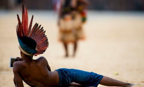 Mostra de Contadores de Histórias reconta as trilhas indígenas