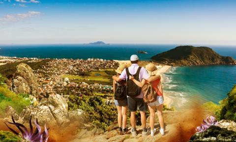 Turismo de aventura é uma das apostas para a retomada do setor hoteleiro