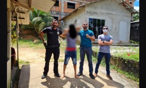 Polícia Civil prende motorista que atropelou e matou cozinheira em Oiapoque/Ap
