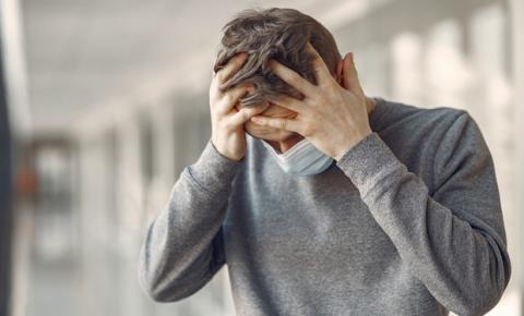 Pandemia aumenta o estresse e os transtornos mentais