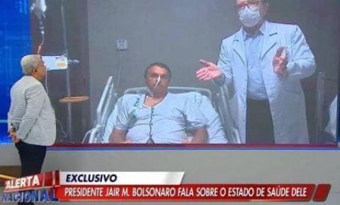 "Ao vivo, Sikêra Júnior manda Bolsonaro ""deixar de ser frouxo"""