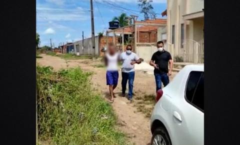 Homicida que estava foragido da Justiça é preso em Macapá/Ap.