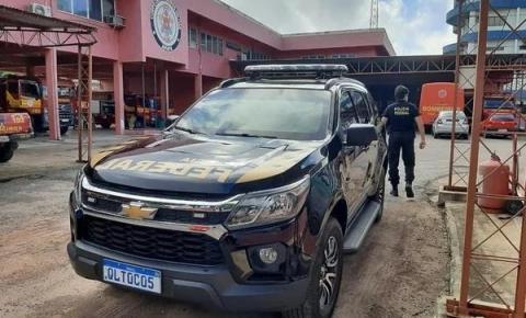 PF prende bombeiro militar do Amapá acusado de estuprar criança e filmar o crime.