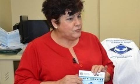 CNJ marca julgamento de quatro processos contra a desembargadora do Amapá Sueli Pini.