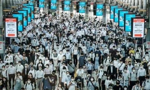 Em meio às Olimpíadas, Tóquio registra número recorde de casos de Covid-19