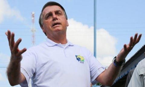 """Bolsonaro diz que não vai """"peitar o STF"""" porque tem """"noção de judô"""""""