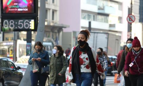 São Paulo tem novo recorde de frio: 4,7°C