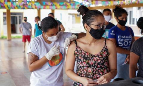 Semsa disponibiliza imunizante para Influenza e Tríplice Viral no Amapá Garden Shopping
