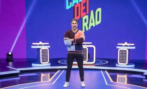 Caldeirão com Mion vai ser o primeiro programa com plateia presencial nos Estúdios Globo