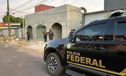 PF prende homem de 22 anos acusado de tráfico de drogas sintéticas pelos Correios no Amapá