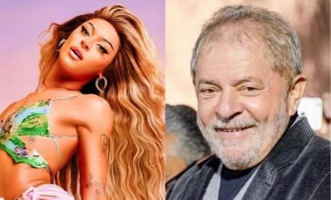 Pabllo Vittar diz que usará sua força para eleger Lula em 2022